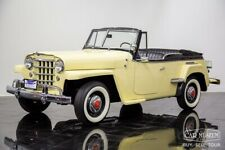 1950 Willys-Overland Jeepster Phaeton