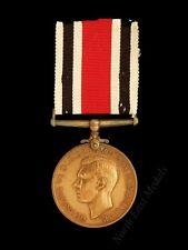 GVIR Special Constabulary Long Service Medal, Harold Lancaster