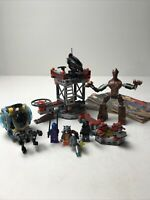 Lego Marvel Super Heroes #76020 Guardians of the Galaxy Knowhere Escape Mission