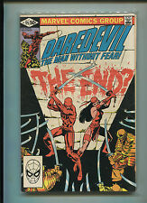 DAREDEVIL #175 (9.2 OR BETTER!) ELECTRA APPEARANCE!