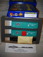 ATHEARN SPECIAL EDITION 2317 GREAT NORTHER 50' PLUG BOX CARS - TWO CAR SET