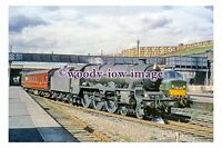 gw0290 - British Railways Engine no 45694 Sheffield Midland 1962  photograph 6x4