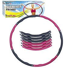 Hula hoop neumáticos fitness entrenamiento de neumáticos Neumáticos hulla hoop HUP masaje 2,1kg