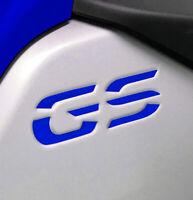 KIT ADESIVI GS PER BMW R 1200 GS ADV 2014 - 2018 AD-GSADV2 RACING BLUE