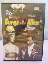 """DVD CLASSIC 3 TV EPISODES, """" BURNS AND ALLEN SHOW"""" COMEDY G"""