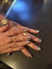 Esclusivo Bizzy Unghie Cosmetici Ultra Fine Chrome pigmento in polvere glitter per unghie 5ml