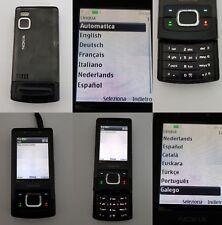 CELLULARE NOKIA 6500 SLIDE  GSM SIM FREE UNLOCKED DEBLOQUE