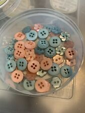 NIP Stampin' Up! Designer Twitterpated Buttons