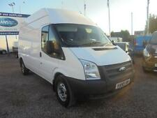 Manual ABS LWB Commercial Vans & Pickups