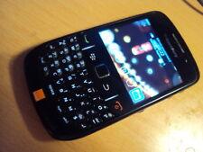 ORIGINALE Blackberry 8520 Senior Semplice Facile disabilitare su Arancione nessuna batteria