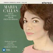 Maria Callas - Callas À Paris I (1961) - Maria Callas Remastered (NEW CD)