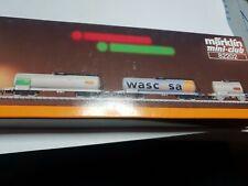 Märklin 82202 wascosa Tankwagen Set  1:220 Spur z scale