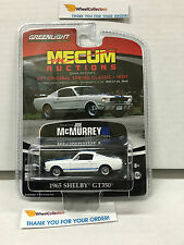 Greenlight Mecum Auctions * 1965 Shelby GT350 * Joe McMurrey Collection
