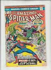 The Amazing Spider-Man #141 (Marvel 1975) Mysterio G/VG