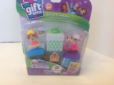Gift Ems series 3 Stockholm and Montreal Jakks Pacific