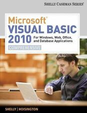 Microsoft Visual Basic 2010 for Windows, Web, Office, and Database Application..