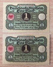 1 mark 1920-P 58, RO. 64, kassenfrisch UNC
