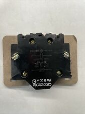 GE AUXILIARY CONTACT CR305X200A Contactor Size 2