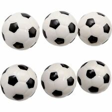 Set of 6 Football Style Ceramic Soccer Drawer Knobs BEST GIFT FOR WORLD CUP 2018