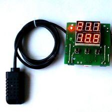 12V Digital Intelligent Temperature & Humidity Control Controller Aquarium Water