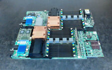 Dell 4XT3J PowerEdge M910 Blade Server Motherboard with 2x E7-4830 CPU    (3a09)