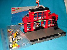 Lego 4556 Train Station Bahnhof / komplett mit BA