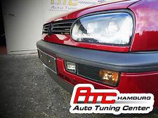 Frontblinker VW Golf 3/Vento Blinker schwarz + Nebelscheinwerfer Dummy KGV03DBS