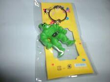 US Seller! HOT Comics Incredible Hulk 3D Rubber Key chain ring NEW fast ship