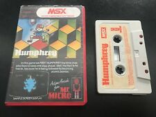 MSX ~ Humphrey by Mr. Micro   Small Clam Case