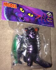NEGORA CAT & BIG FISH KAIJU FIGURE MAX TOY COMPANY NIB RARE #7