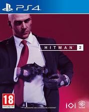 Sony PS4 Hitman 2 Hitman 2, Playstation 4, 18+