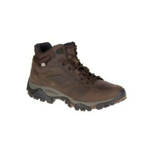 Merrell Moab Adventure Mid Men's Shoes - Dark Earth J91819 Waterproof