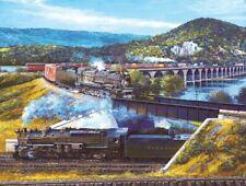 ROCKVILLE BRIDGE 500 PIECE JIGSAW PUZZLE by SUNSOUT ~ NEW & SEALED