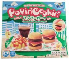 Kracie Popin Cookin Hamburger - DIY Japanese Candy Kit - FREE SHIPPING