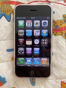 Apple iPhone 2G 3G 3Gs 4gb 8gb 16gb 32gb bianchi o neri grado A/B/C/D
