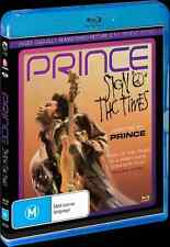 Prince - Sign O the Times - Blu Ray - Concert Film - All Region A B C