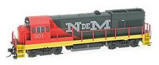 HO Scale U18B Locomotive w/DCC & Sound - N de M #9014 - Intermountain #49456S-07