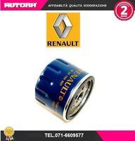 8200768927 Filtro olio Dacia-Renault-Opel-Suzuki dci (MARCA ORIGINALE-RENAULT)