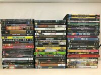 Wholesale Lot of 70 Used Assorted Bulk DVD A5