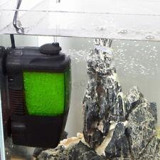 3 in 1 Aquarium Internal Filter Fish Tank Submersible Silent Oxygen Pump AC
