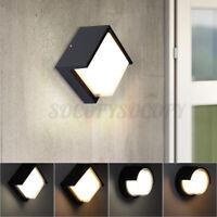 LED Wall Sconce Lamp Outdoor Waterproof Modern Balcony 20W Sconce Light
