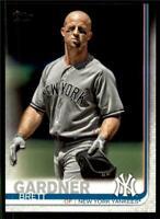 (15) 2019 Topps Series 2 15-Card Base Lot BRETT GARDNER Yankees #513