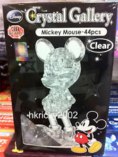 Hanayama Disney Crystal Gallery Mickey Mouse Clear 3D Puzzle