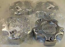 American Racing Chrome Custom Wheel Center Cap Caps Set of 4 # CAP M-733 NEW!