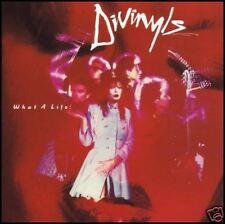 DIVINYLS - WHAT A LIFE CD ~ PLEASURE & PAIN + 9 ~ CHRISSIE AMPHLETT 80's *NEW*