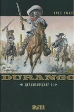 Durango Gesamtausgabe 2, Splitter