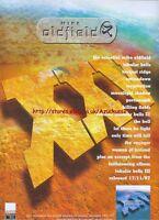 Mike Oldfield XXV Album 1997 Magazine Advert #2205