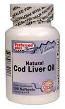 Cod Liver Oil Softgels ***KPP Size: 100