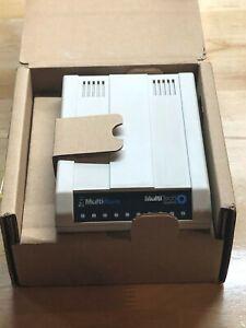 MultiTech MT5634ZBA 56k V.92 AV Modem Kit, with No Cords, External Serial RS-232