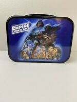Star Wars The Empire Strikes Back Large Tin Tote Lunchbox 99070